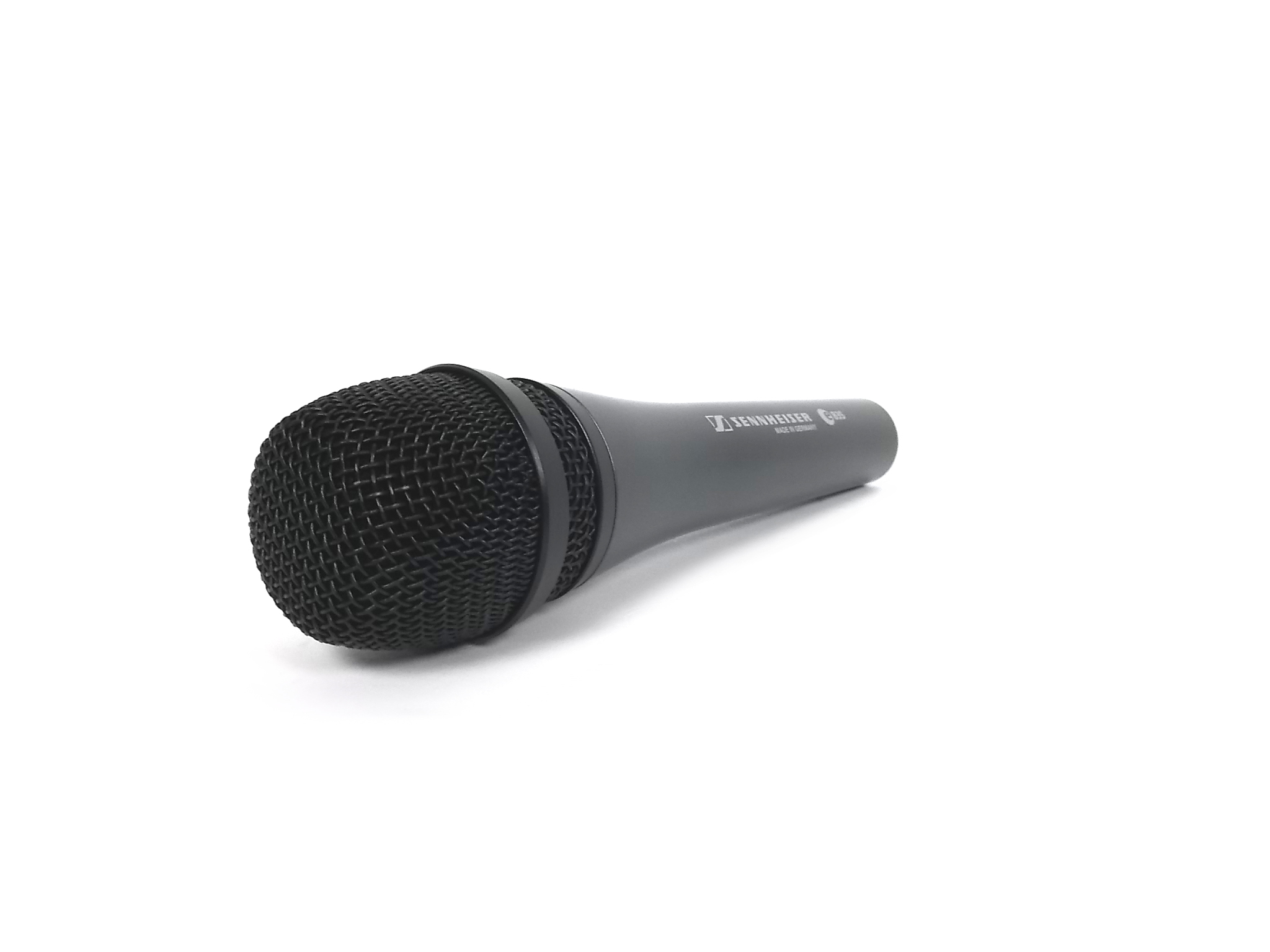 sennheiser e835 dynamic cardioid microphone. Black Bedroom Furniture Sets. Home Design Ideas