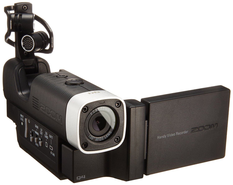 zoom q4 handy video recorder b stock with full warranty ebay