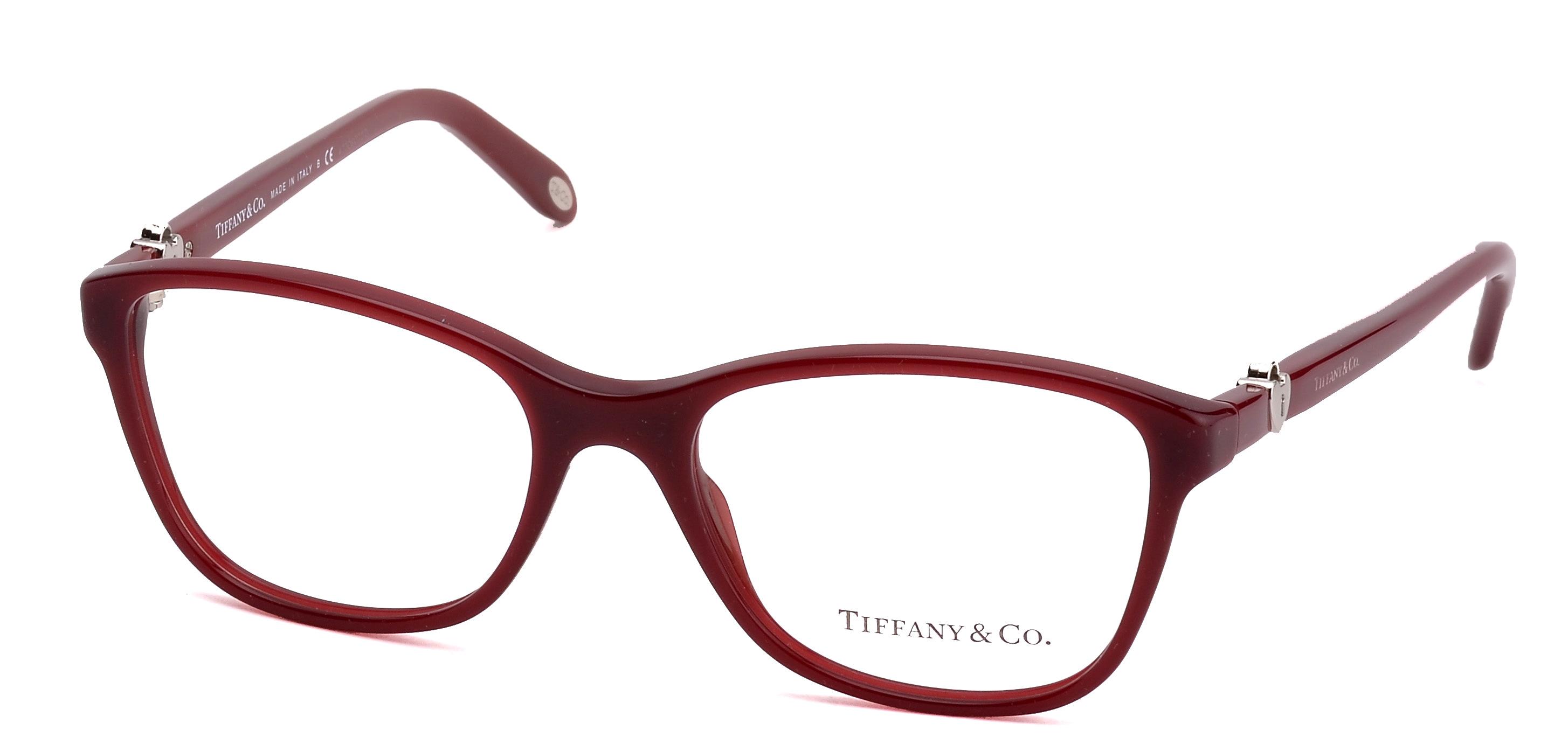 80f7e8dd32 Tiffany CO Women  39 S Eyewear Frames TF 2081 51mm Cyclamen 8152