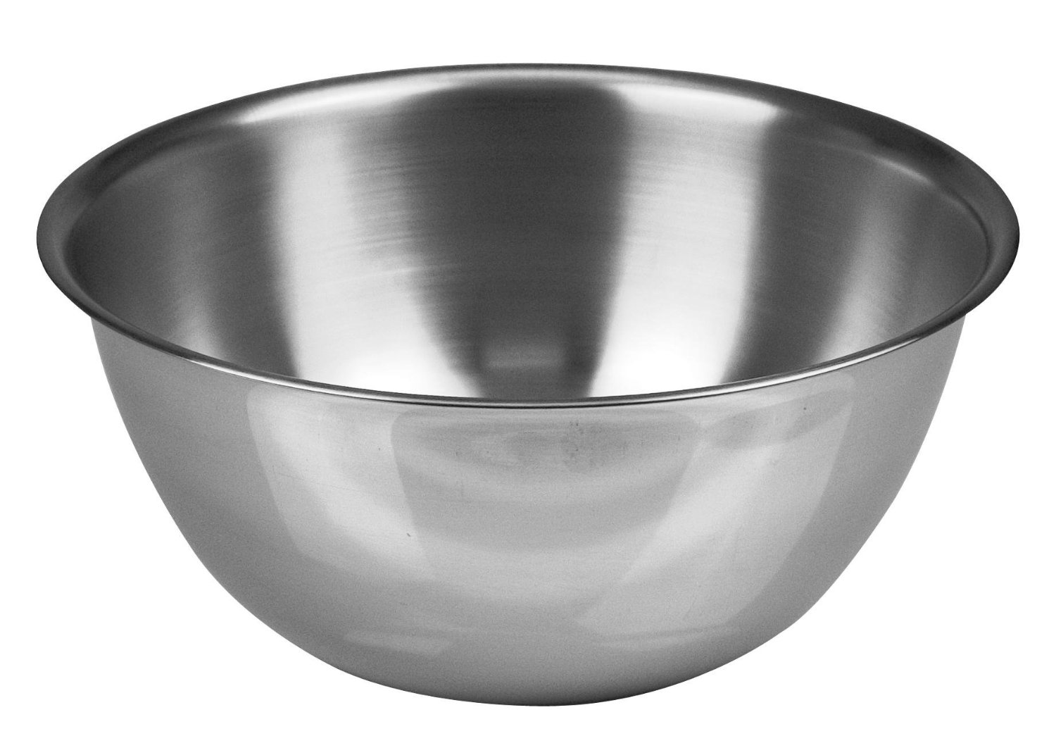 Fox Run Mixing Bowl 2 75 Quart Stainless Steel Flat Bottom