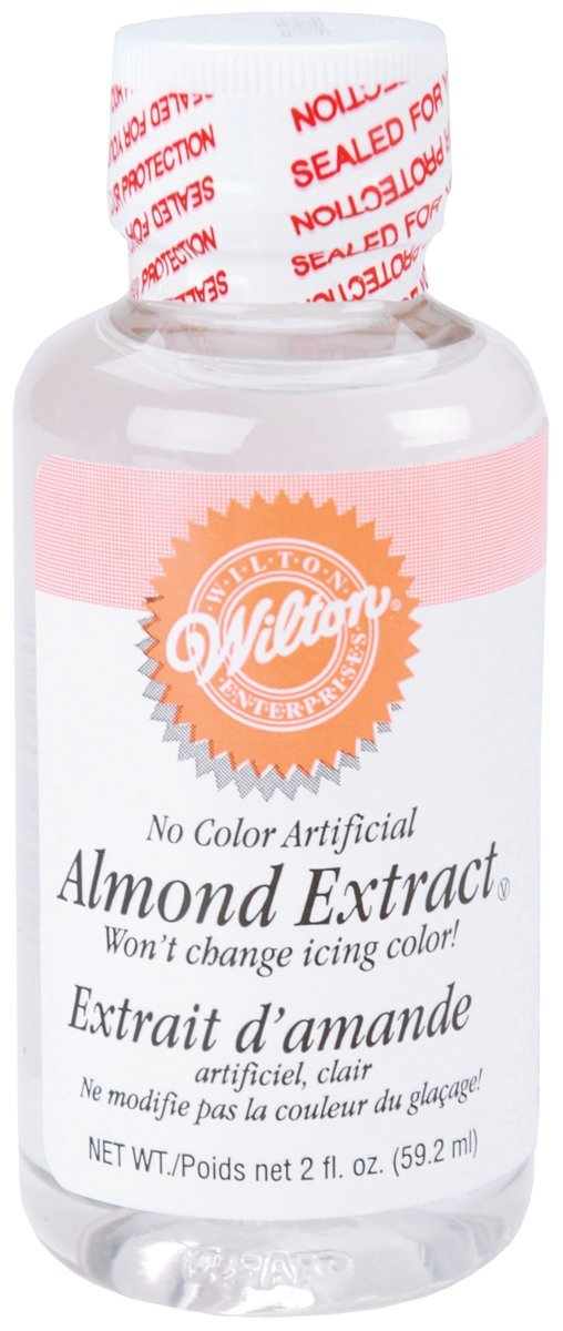 almond flavored wedding cake icing wilton no color imitation almond extract flavor icing 10679