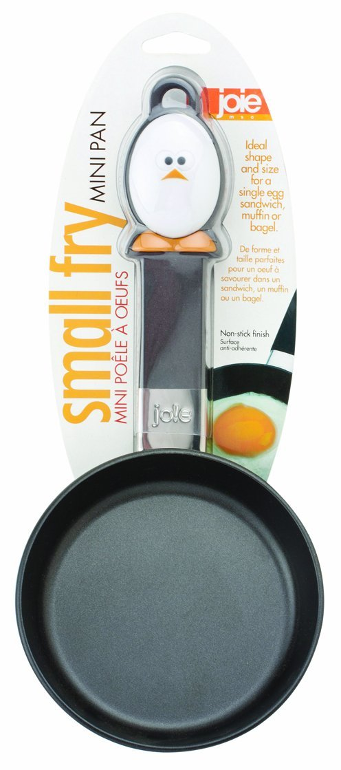 Joie Mini Skillet Egg Pan Nonstick Single Serving For