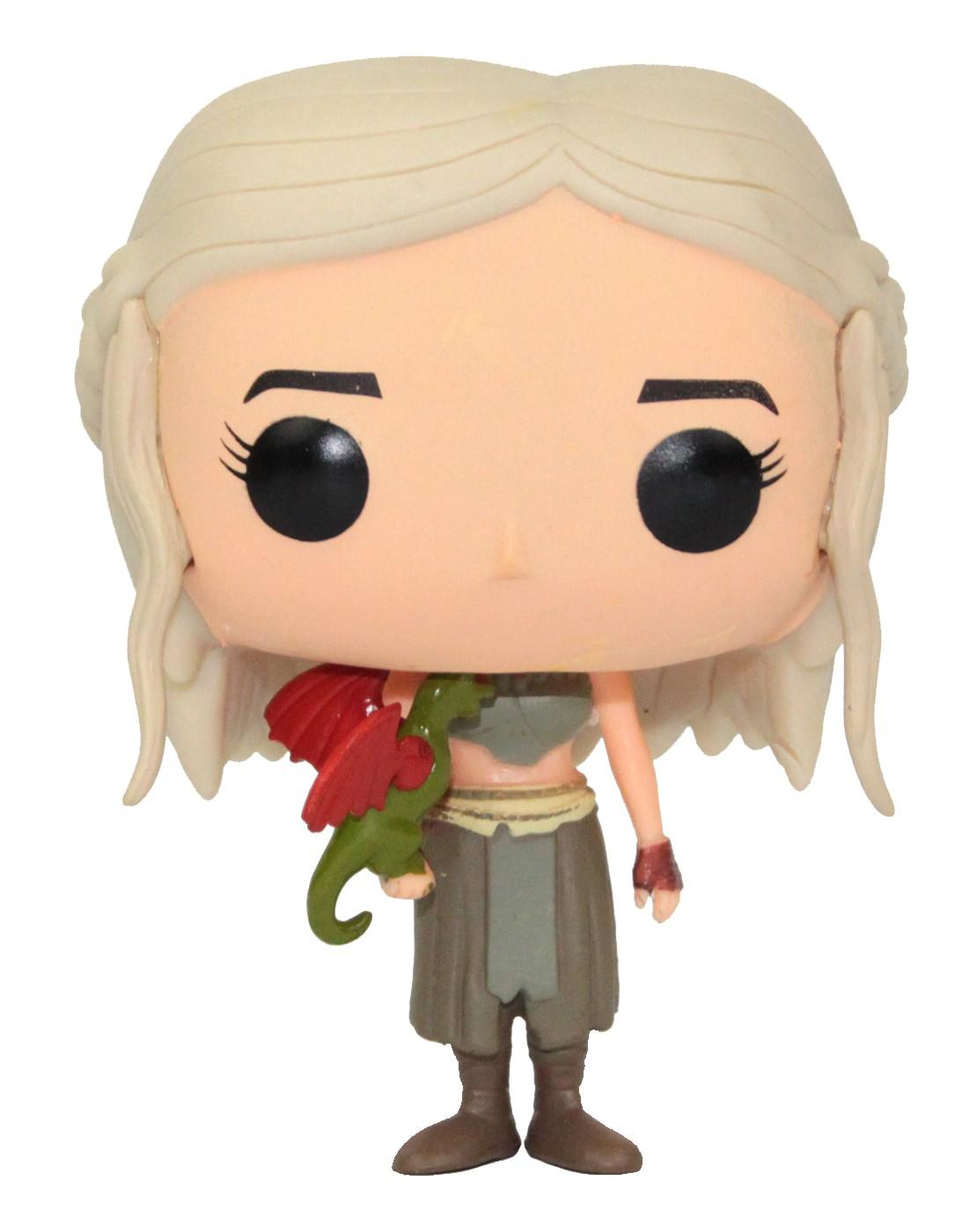 Daenerys Targaryen Vinyl Figure Item #3012 Funko Pop Game of Thrones™