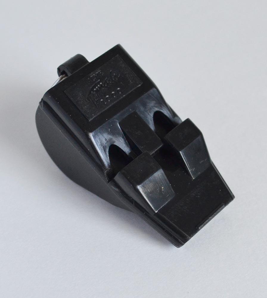 Acme Tornado Model T2000 Pealess Whistle Black