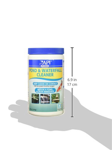 API Pond and Waterfall Cleaner 2.2 Pounds