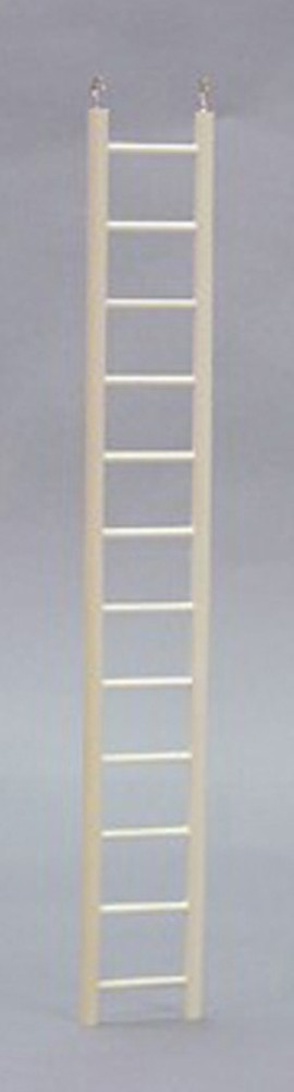 North American Pet Bird Brainers Parrot Ladder Fun Exercise Adjustable 24in