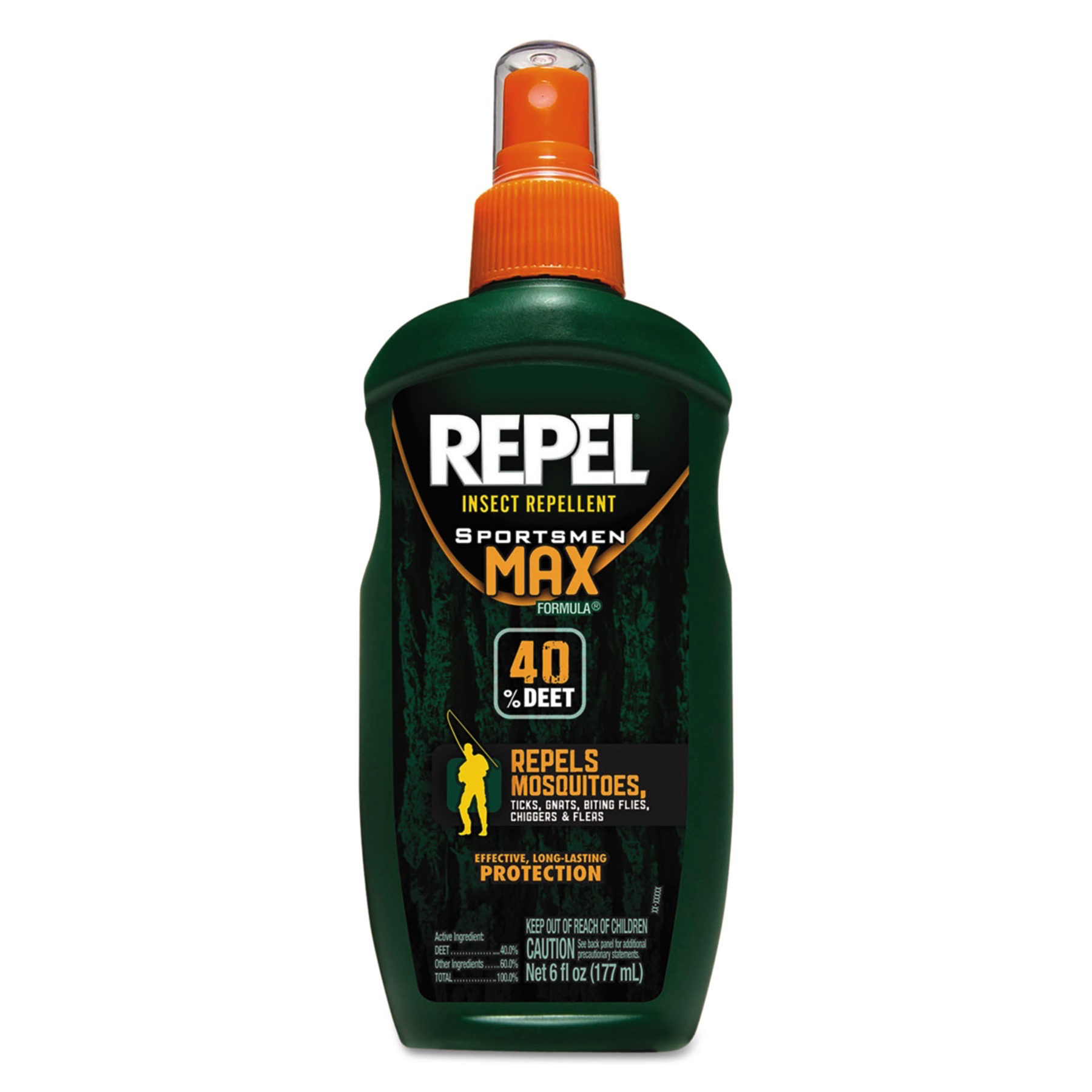 Repel Insect Repellent Sportsmen Max Formula Pump Spray