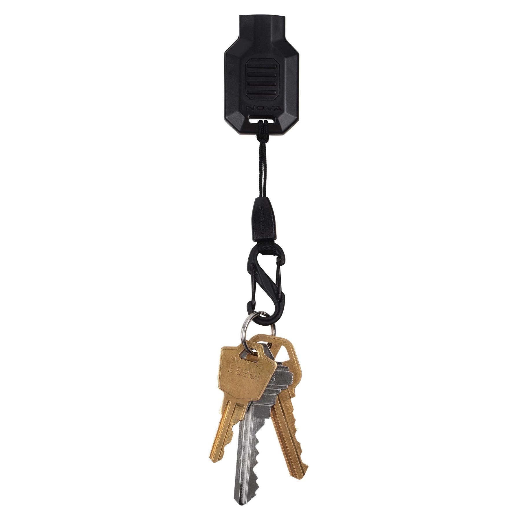 Nite Ize Radiant Squeeze Light Led Keychain Mini Flashight