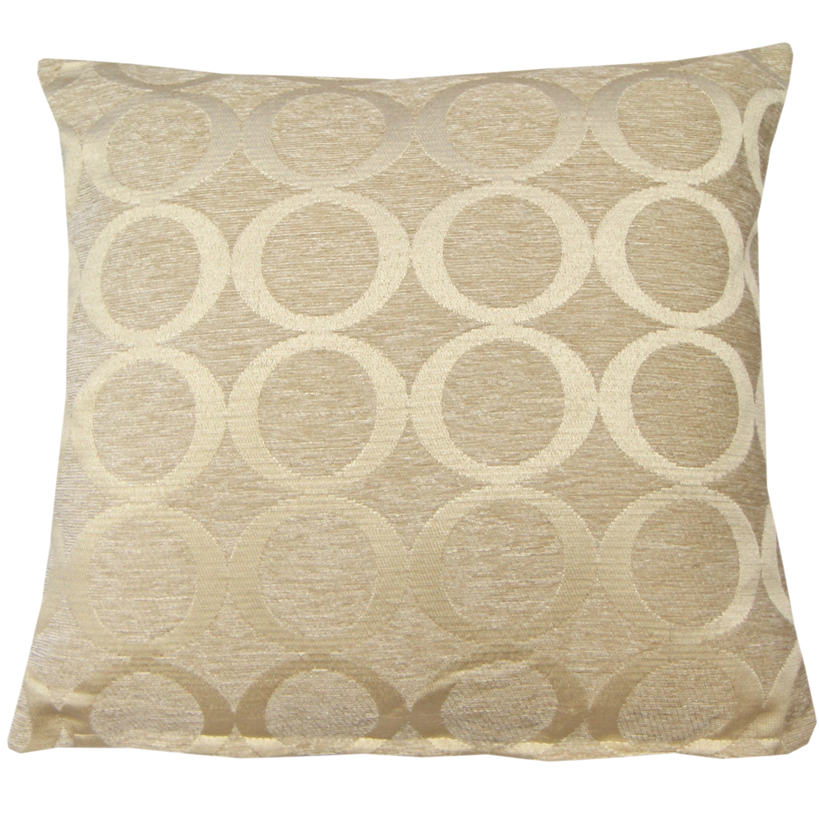 Retro Modern Chenille Cushions 2 Sizes Small Scatter