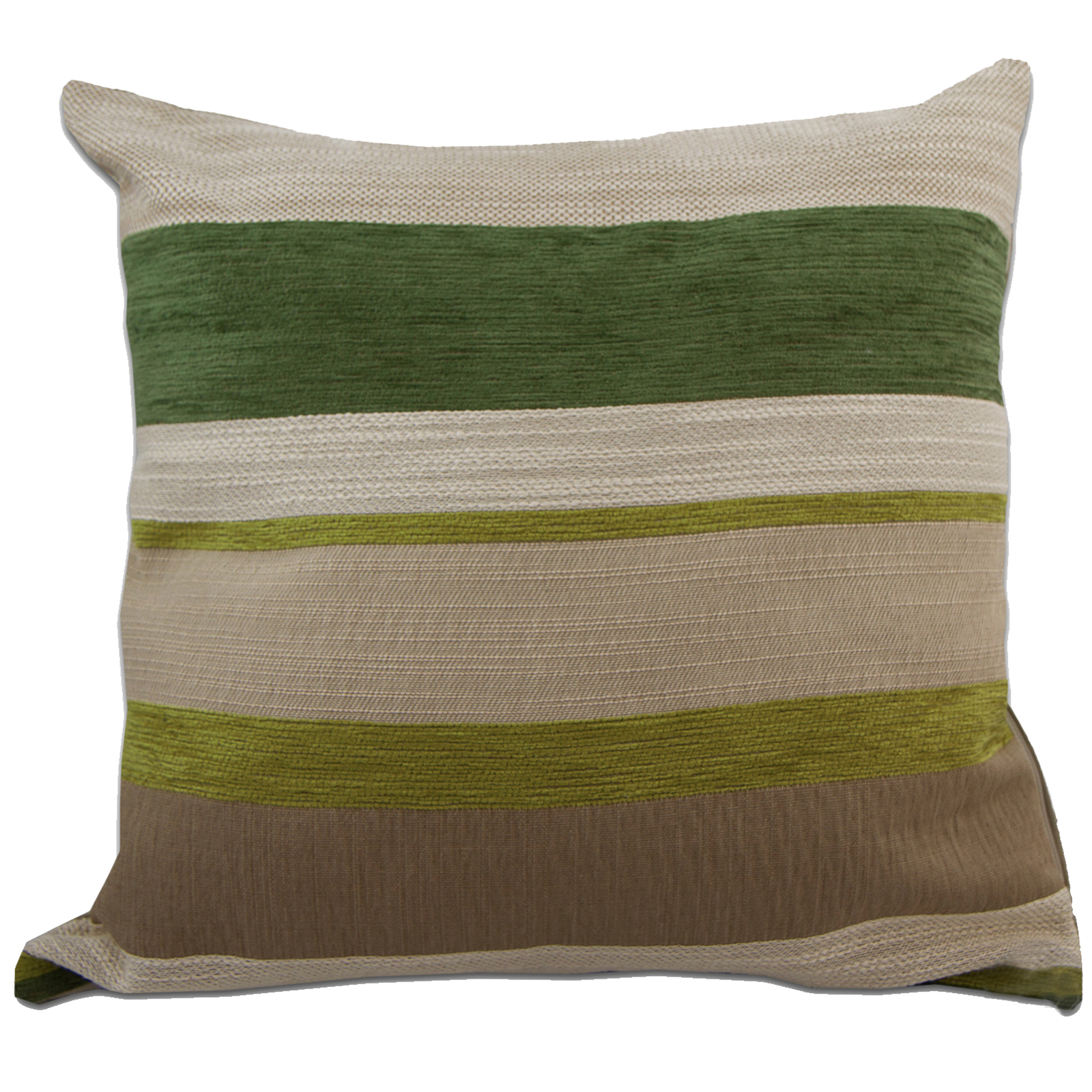 Chenille Striped Cushion Cover Modern Scatter Bed Sofa Cushion