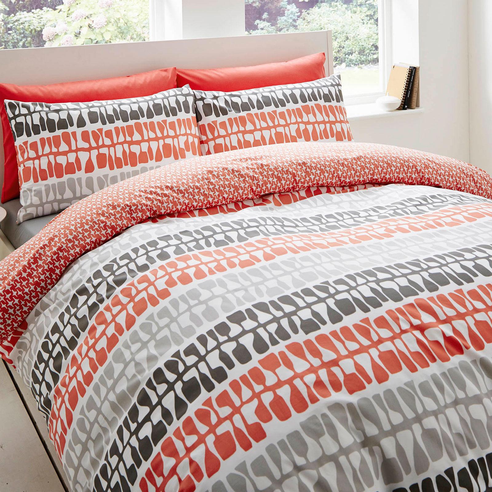 Unique Duvet Covers: Unique Lotta Jansdotter Follie Duvet Cover Bedding Set