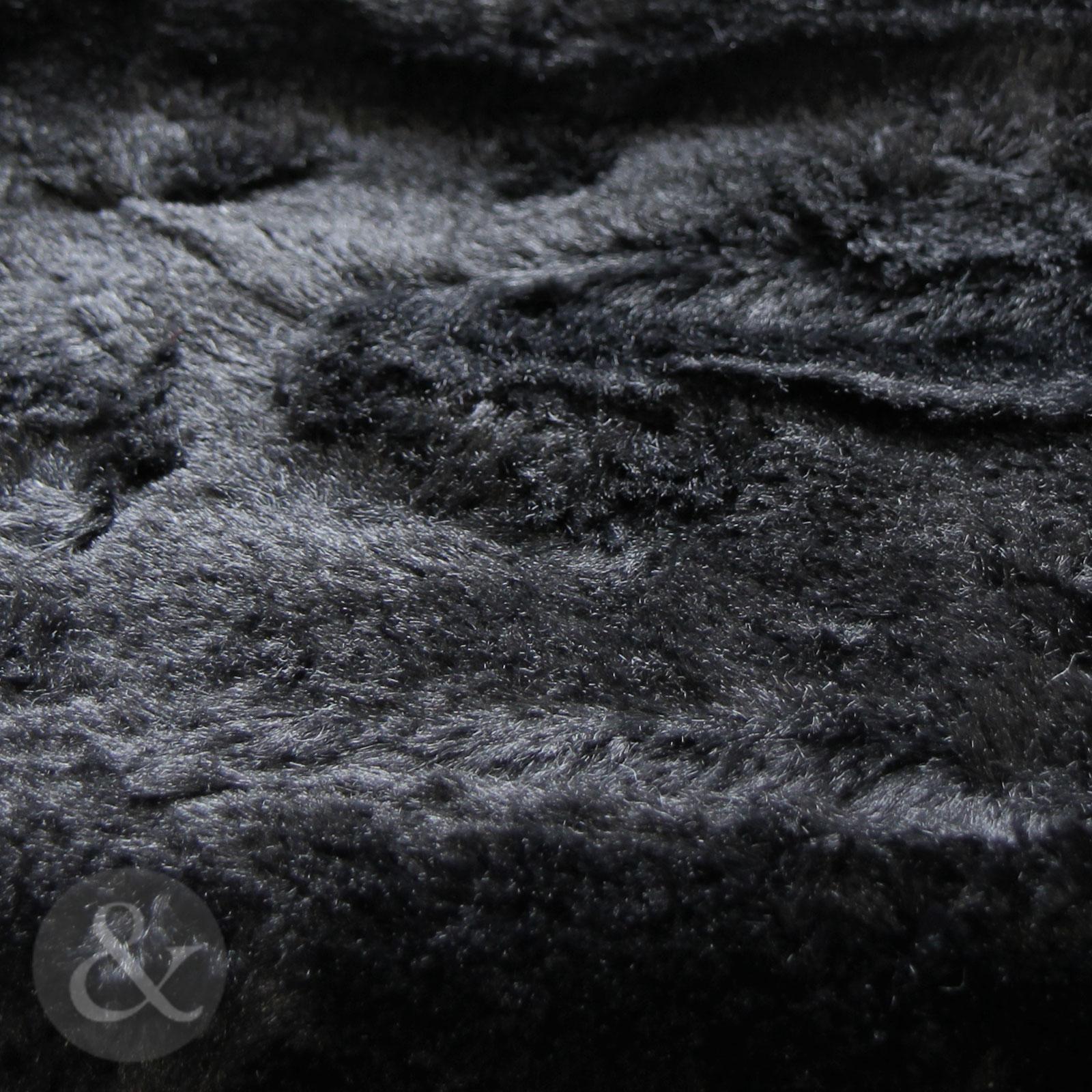 Super Soft & Fluffy Cushion Cover Faux Fur Snuggle Sofa Bed
