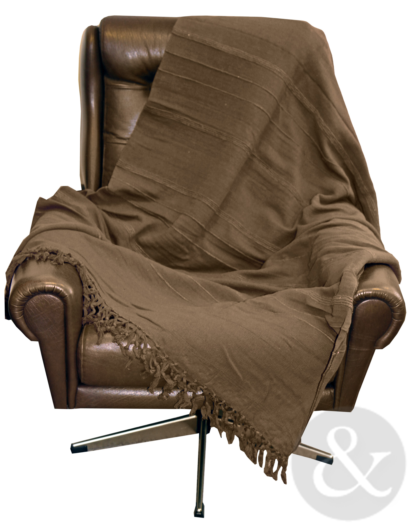 100% Cotton Throws Extra Large Luxury Thermal Throw Over