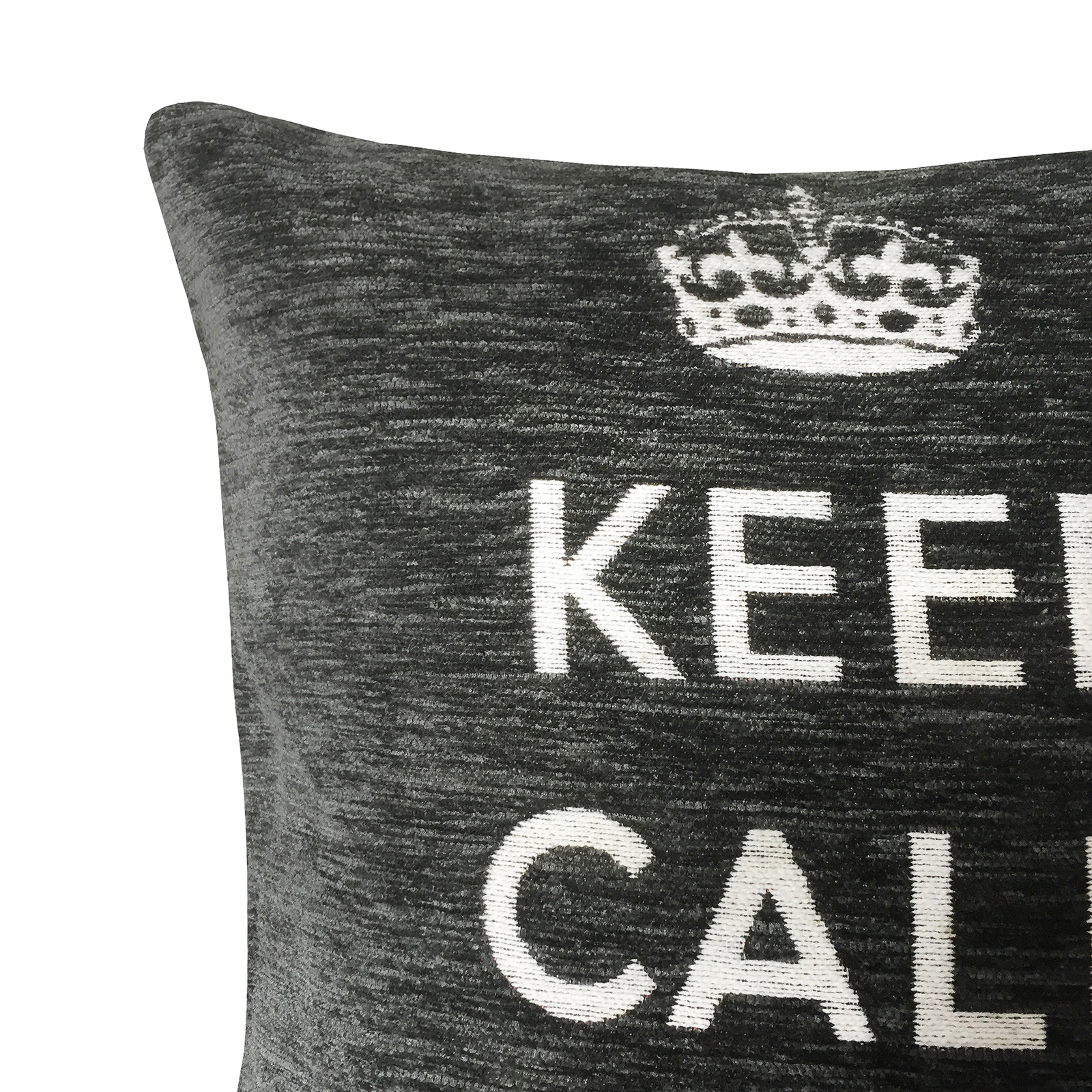 Keep-Calm-amp-Union-Jack-Cotton-Chenille-Cushion-