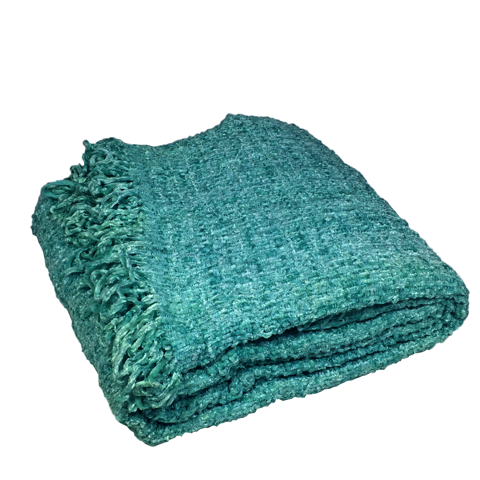 Luxury Chenille Throw Large Warm Thermal Woven Throw