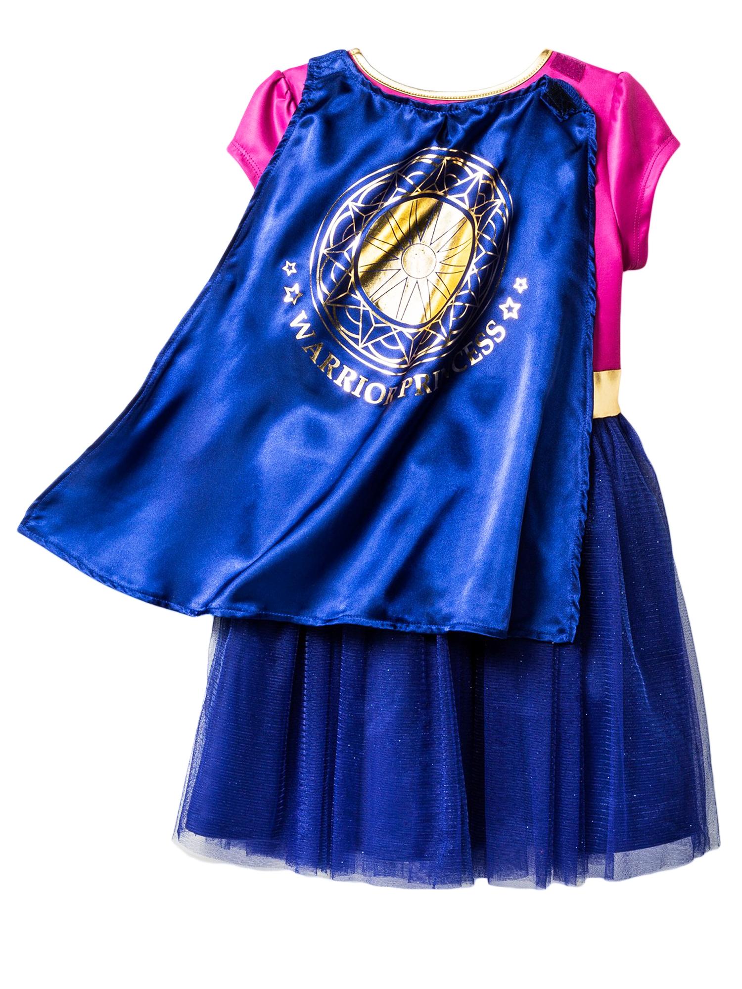 Girls-Wonder-Woman-Supergirl-Hermione-Harry-Potter-Costume-Dresses