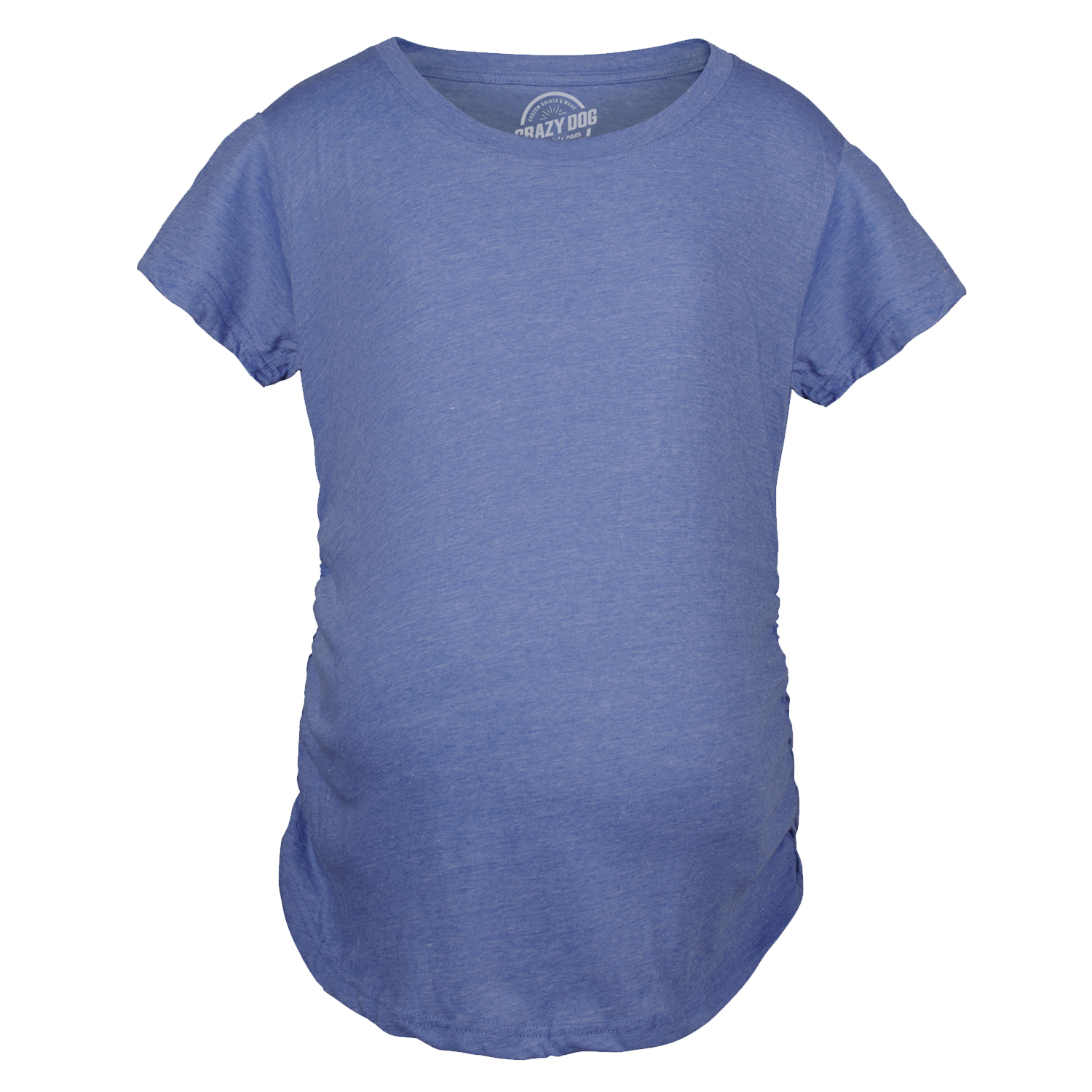 dcf94894b48b3 Women's Maternity Shirt Comfortable Pregnancy Tee Plain Blank I'm ...