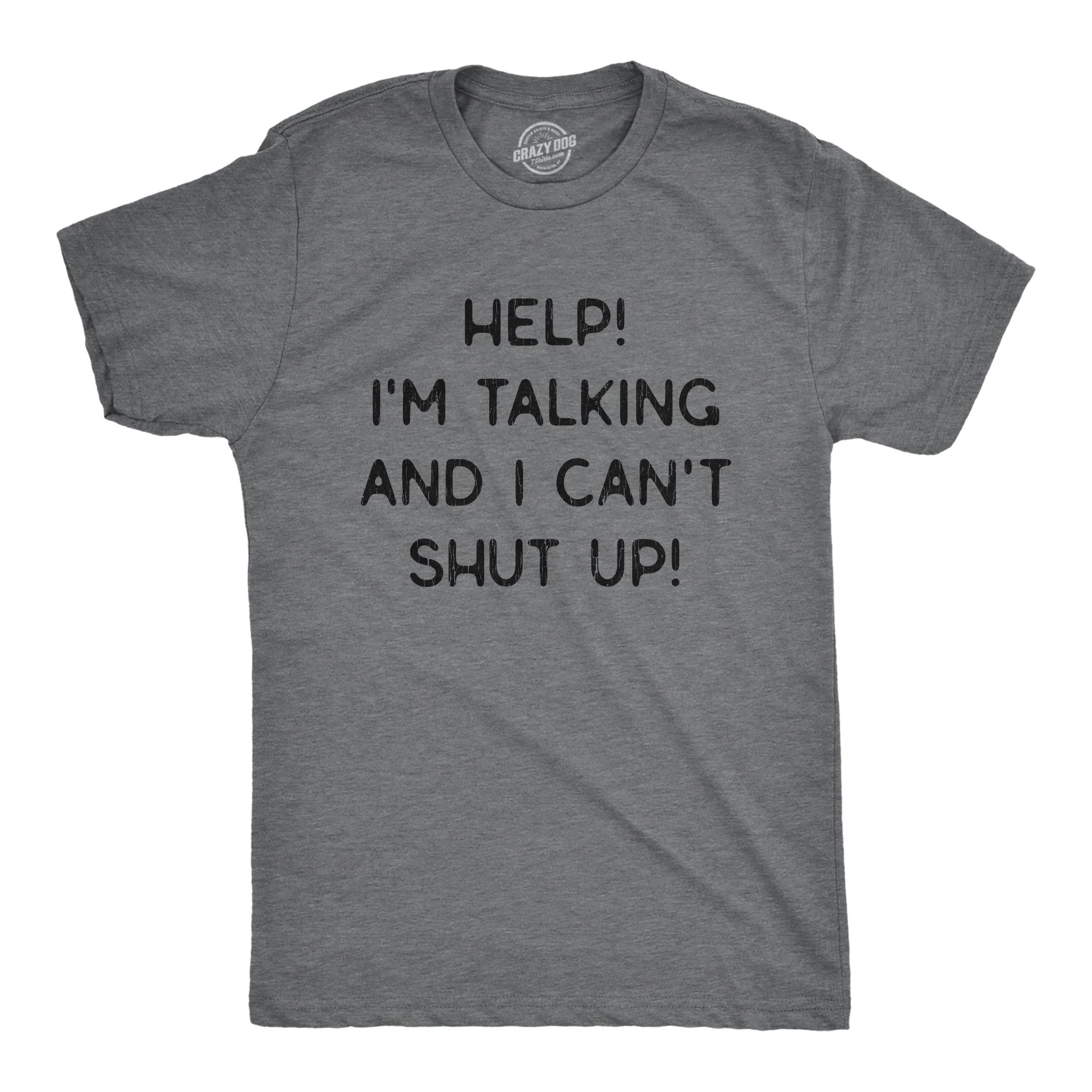 Mens I Came I Saw I Had Anxiety So I Left Novelty Sarcastic T Shirt Funny Top