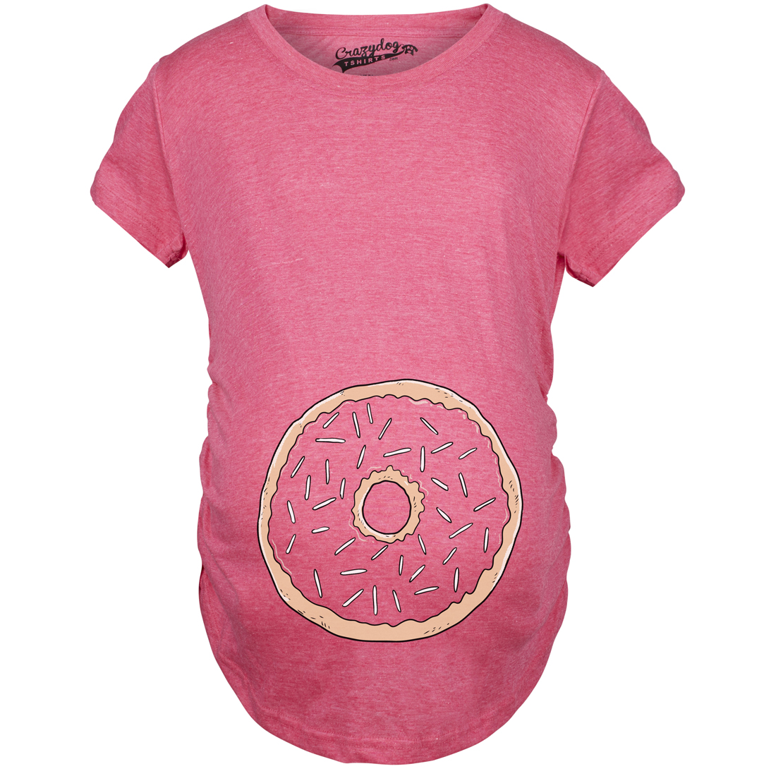 womens pregnancy donut baby bump cute maternity