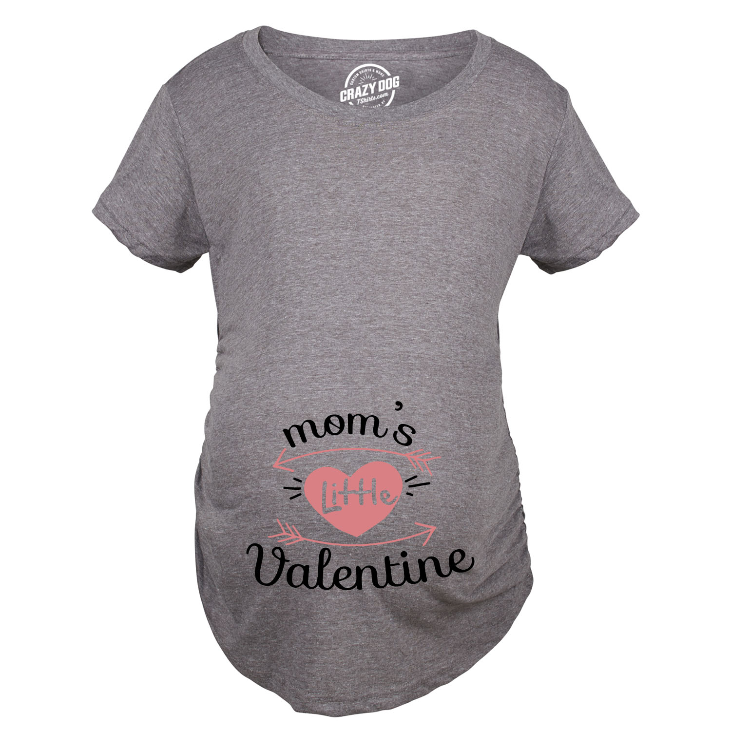 Maternity Moms Little Valentine Cute Funny Valentine S Day Pregnancy