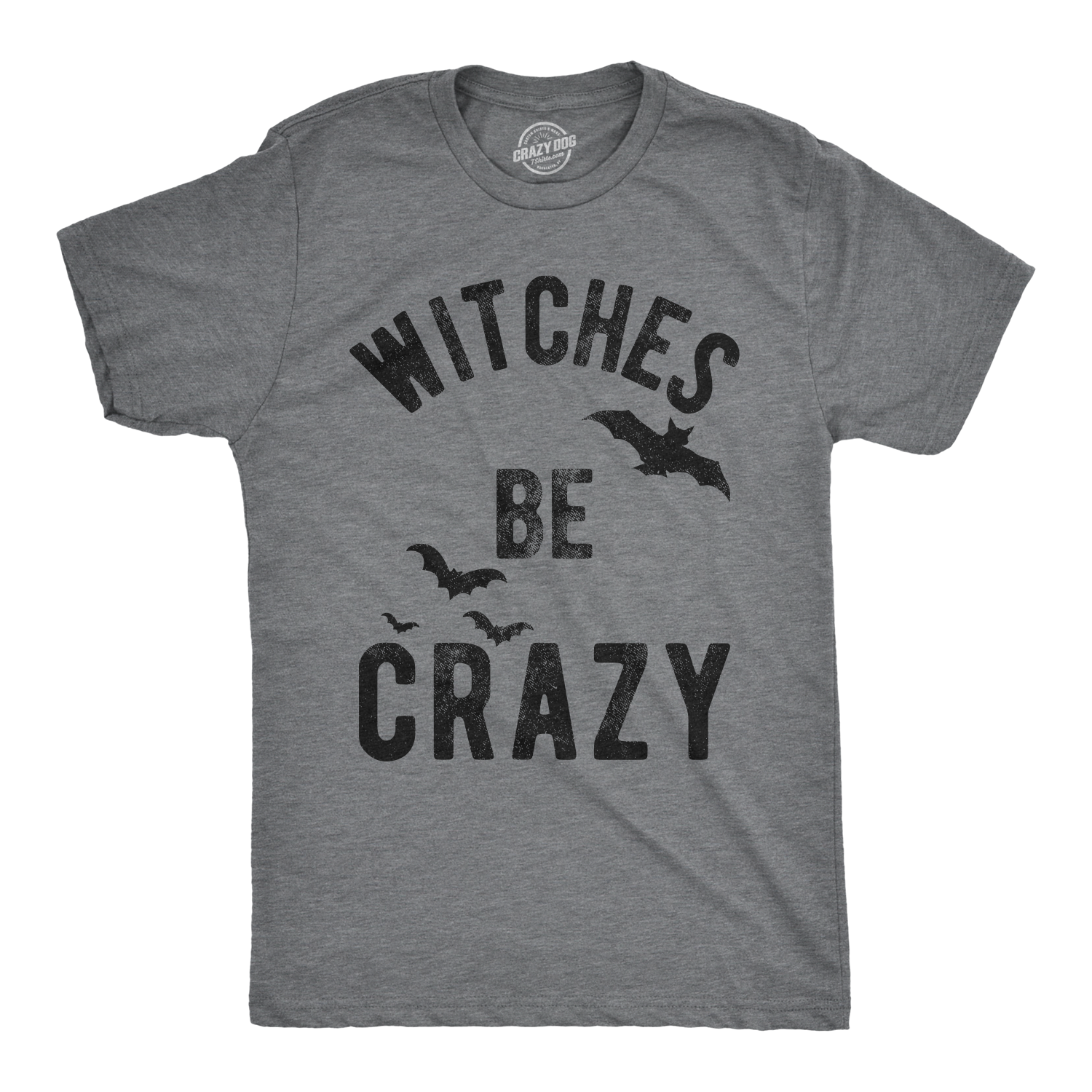 Halloween Womens T Shirts Witches Be Trippin Funny Fancy Dress FITTED T-SHIRT
