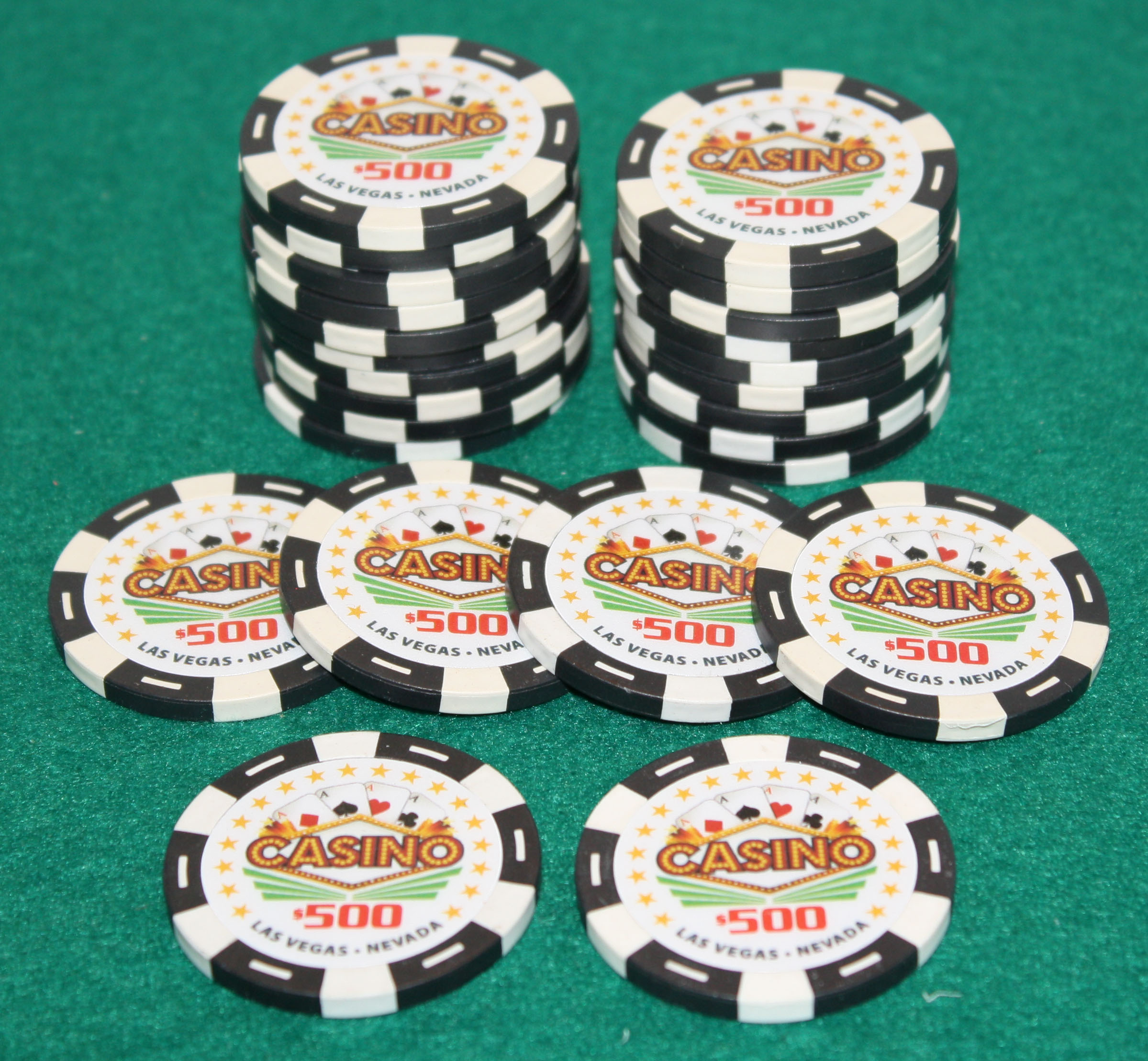 sell casino chips