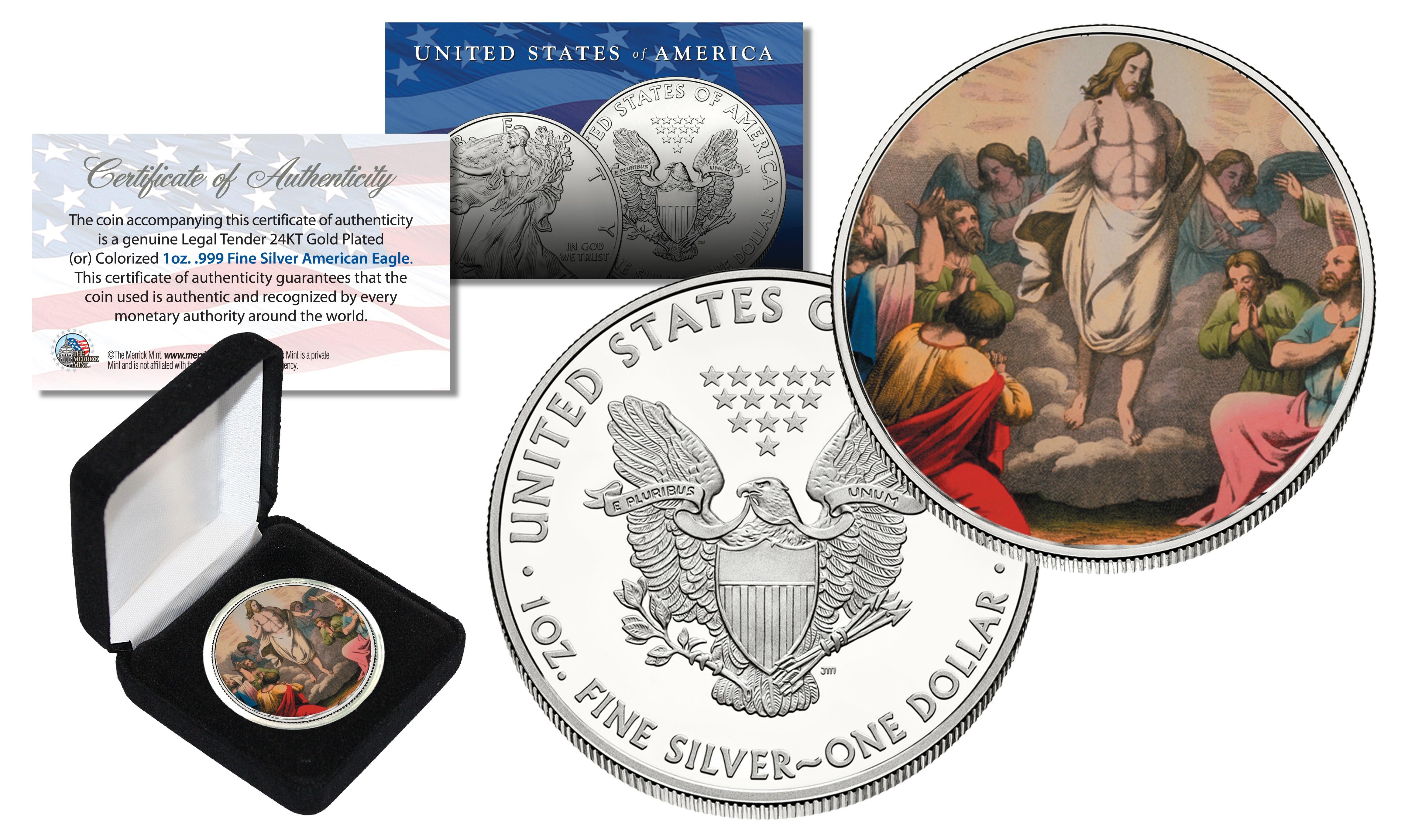 Silver Eagle w//Box /& COA PEANUTS /& GANG 1 oz PURE .999 Silver 2003 American U.S