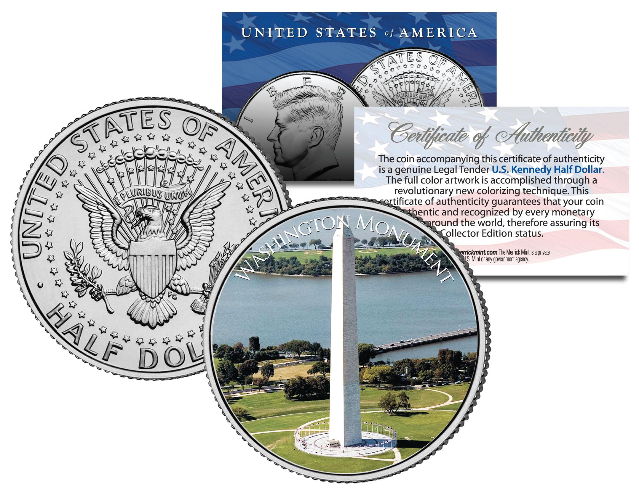 Coin I Love Lucy Licensed * HAWAII VACACTION* Genuine JFK Half Dollar U.S