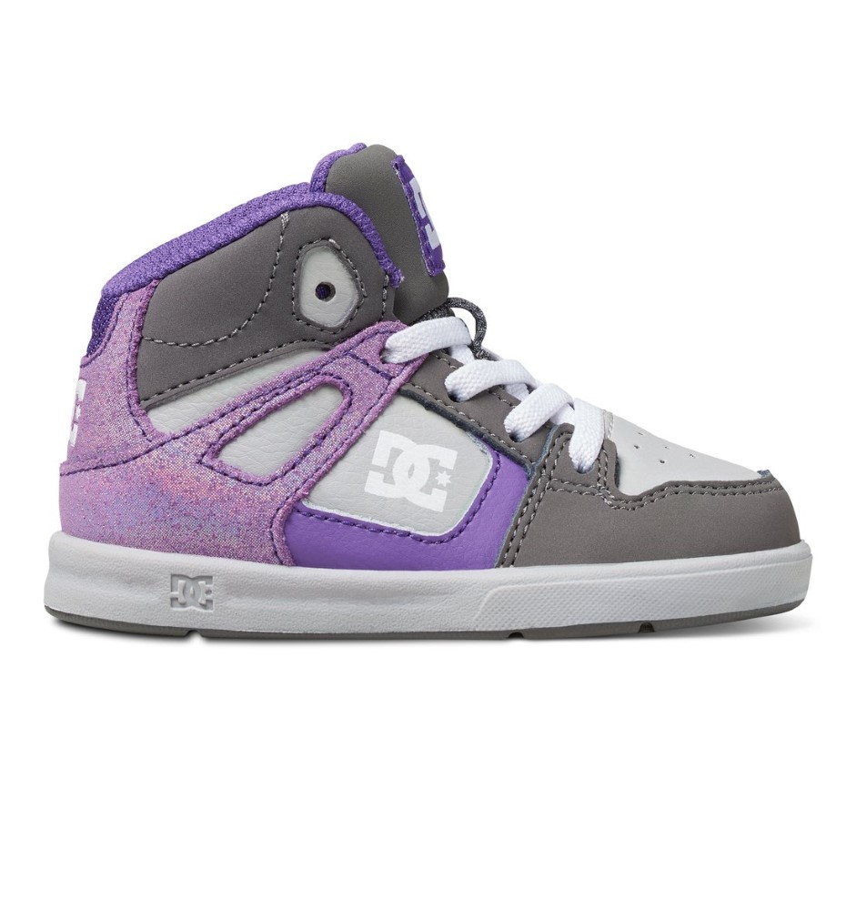 Toddler High Top Dc Shoes