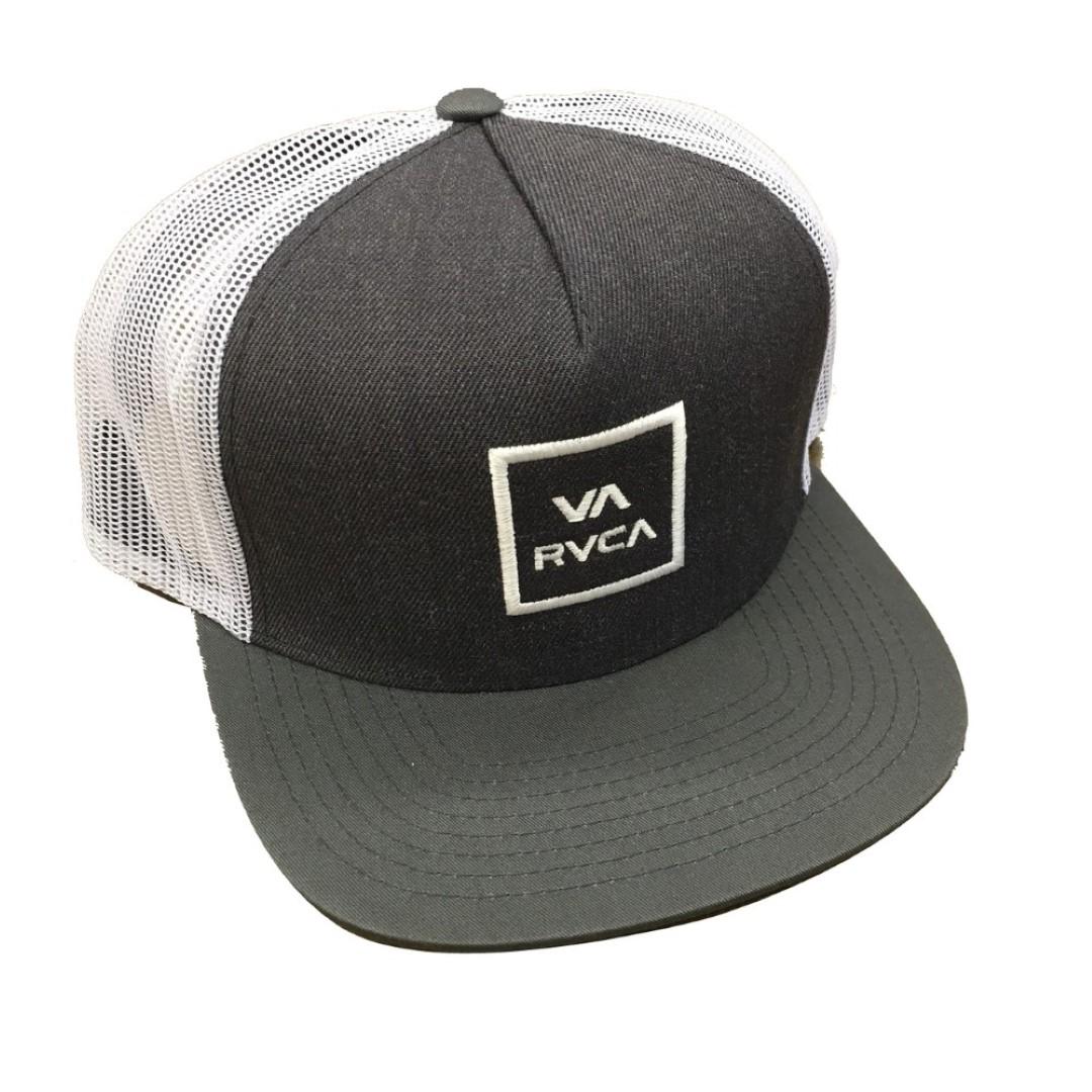 adfbb0b8a80ef0 ... where to buy rvca mens va all the way trucker hat 417f2 1ae08