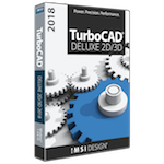 TurboCAD Deluxe 2018 (Download)