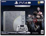 Sony PlayStation 4 Pro 1TB Limited Edition Console - God of War Bundle
