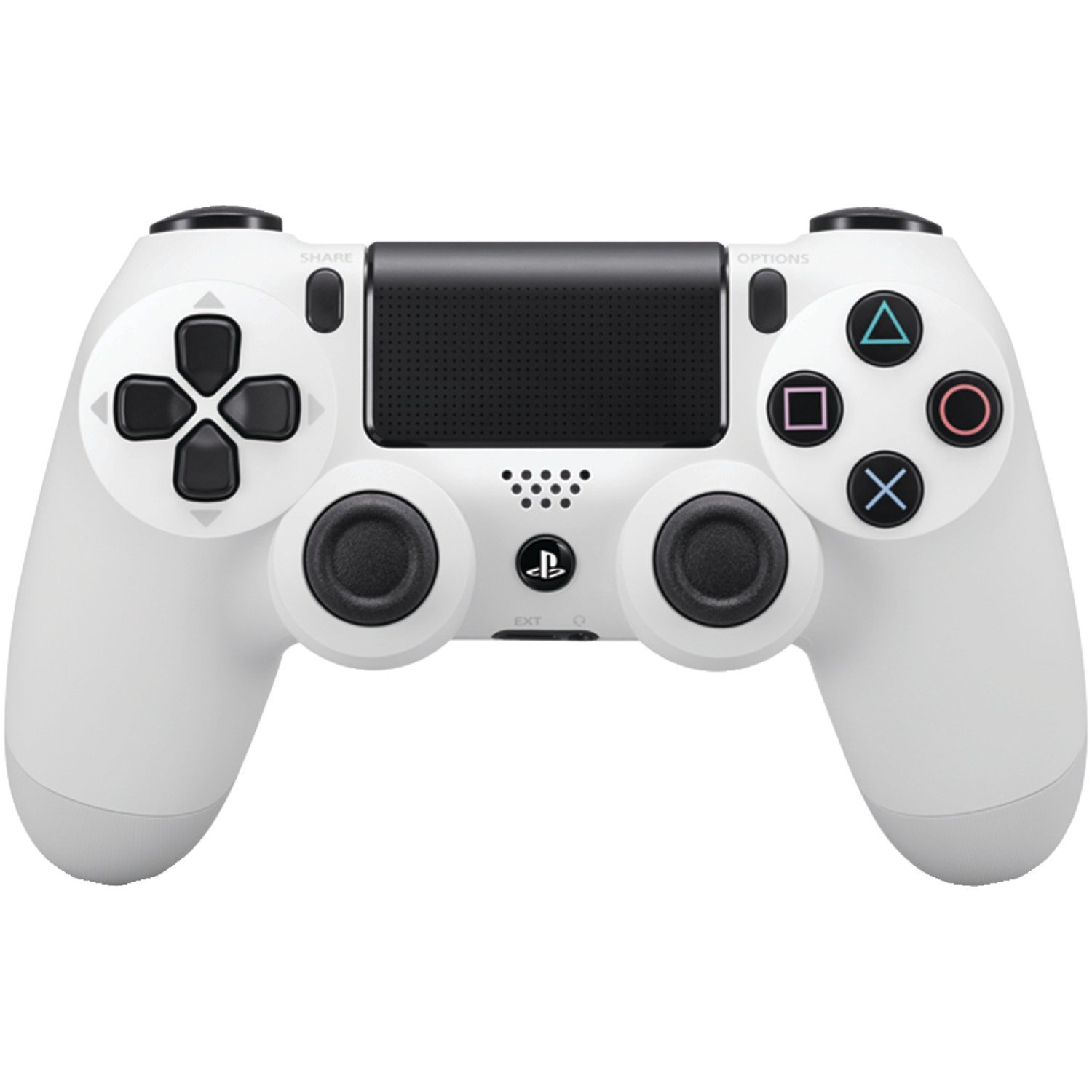 Sony DualShock 4 Wireless Controller for PS4 - Glacier White