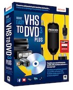 Roxio Easy VHS to DVD 3 Plus Video Converter