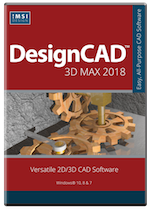 DesignCAD 3D Max 2018 (Download)