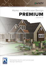 Punch! Home & Landscape Design Premium v20 (Download)