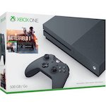 Microsoft Xbox One S 500GB - Battlefield 1 Storm Grey Special Edition