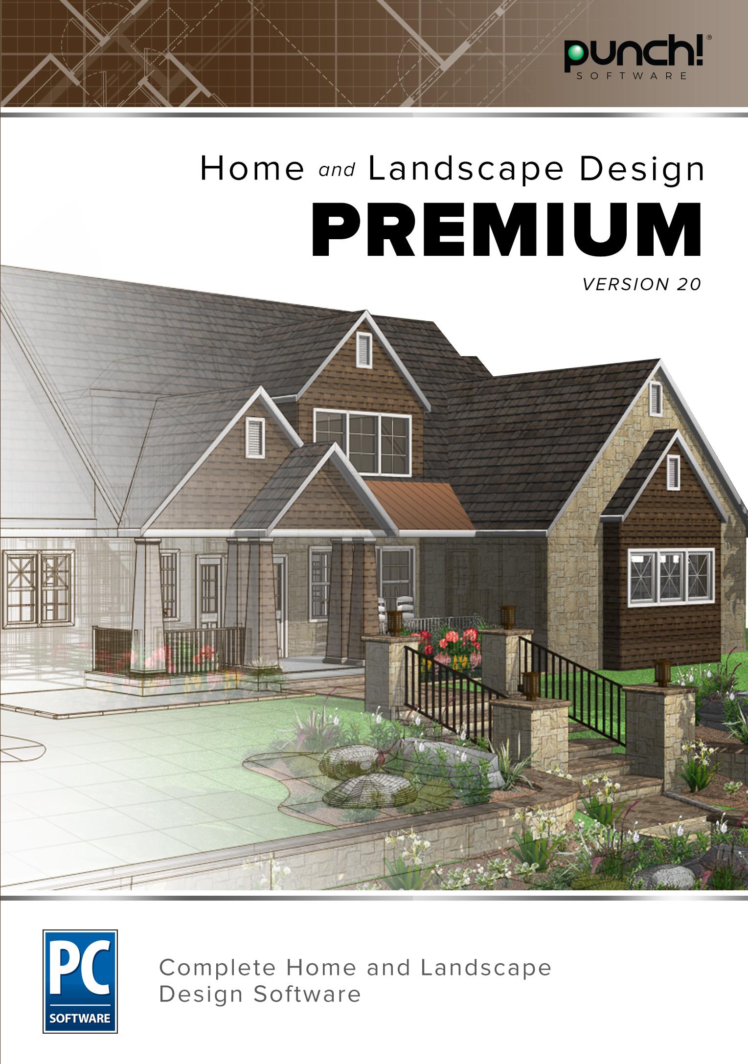 Punch Home Landscape Design Premium V20