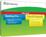 QuickBooks Desktop Pro 2019 with Enhanced Payroll