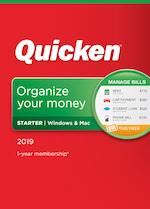 Quicken Starter 2019