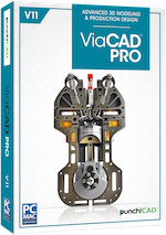 Punch! ViaCAD Pro v11 (Download)