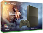 Microsoft Xbox One S 1TB Console – Battlefield 1 Special Edition Bundle
