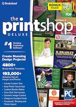 Encore The Print Shop Deluxe V4