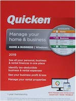 Quicken Home & Business 2019