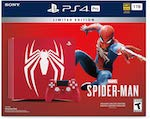 Sony PlayStation 4 Pro 1TB Limited Edition Console - Marvel's Spider-Man Bundle
