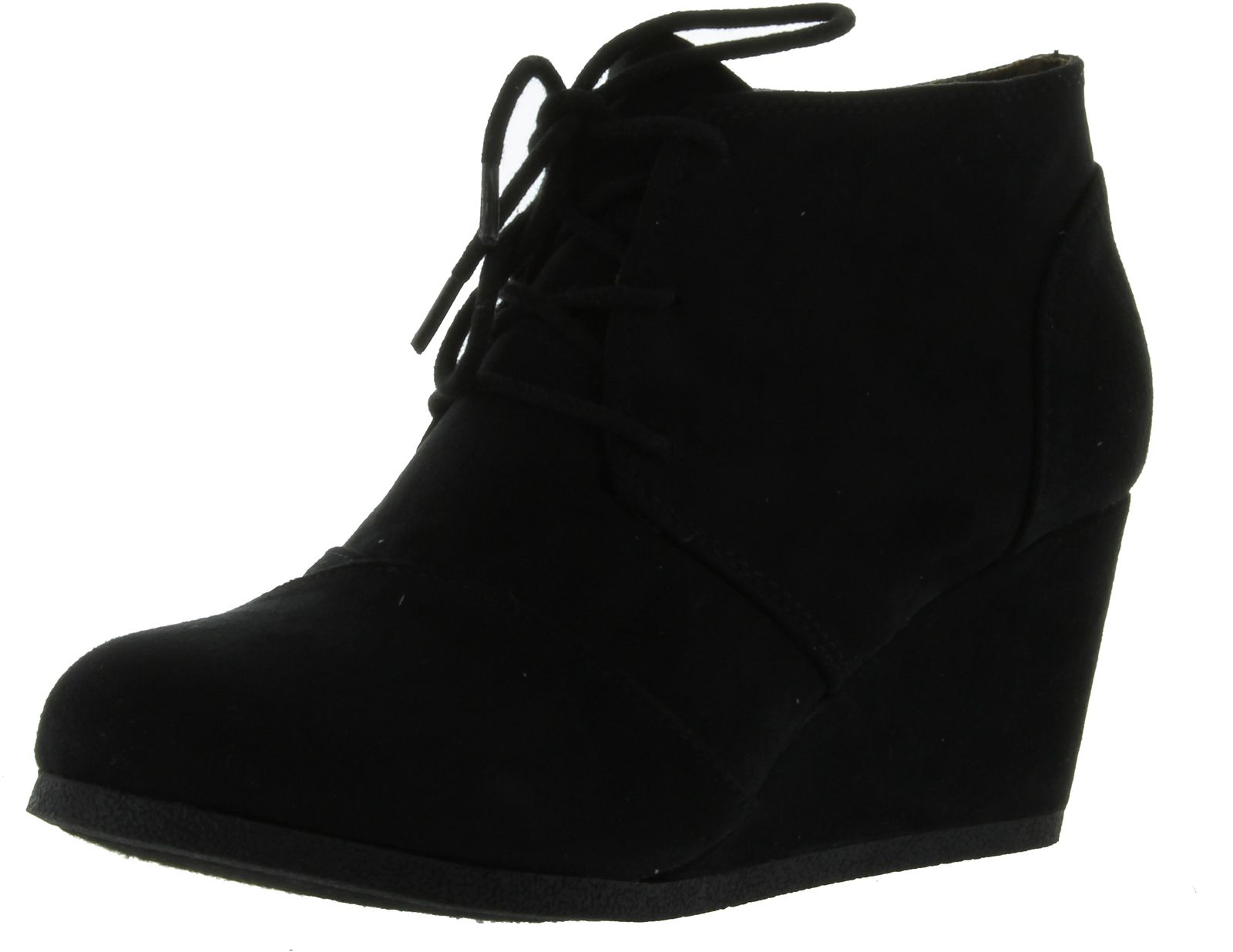Buy black lace up wedges cheap,up to 40