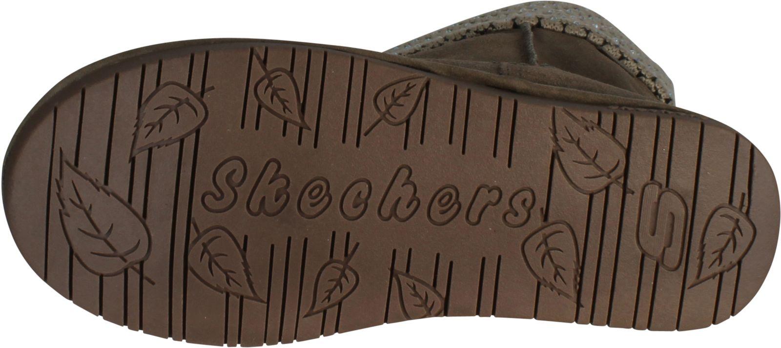 Skechers Skechers Skechers De Mujer Shelby's - a mediados de arranque de nieve de diamantes de imitación df6df9
