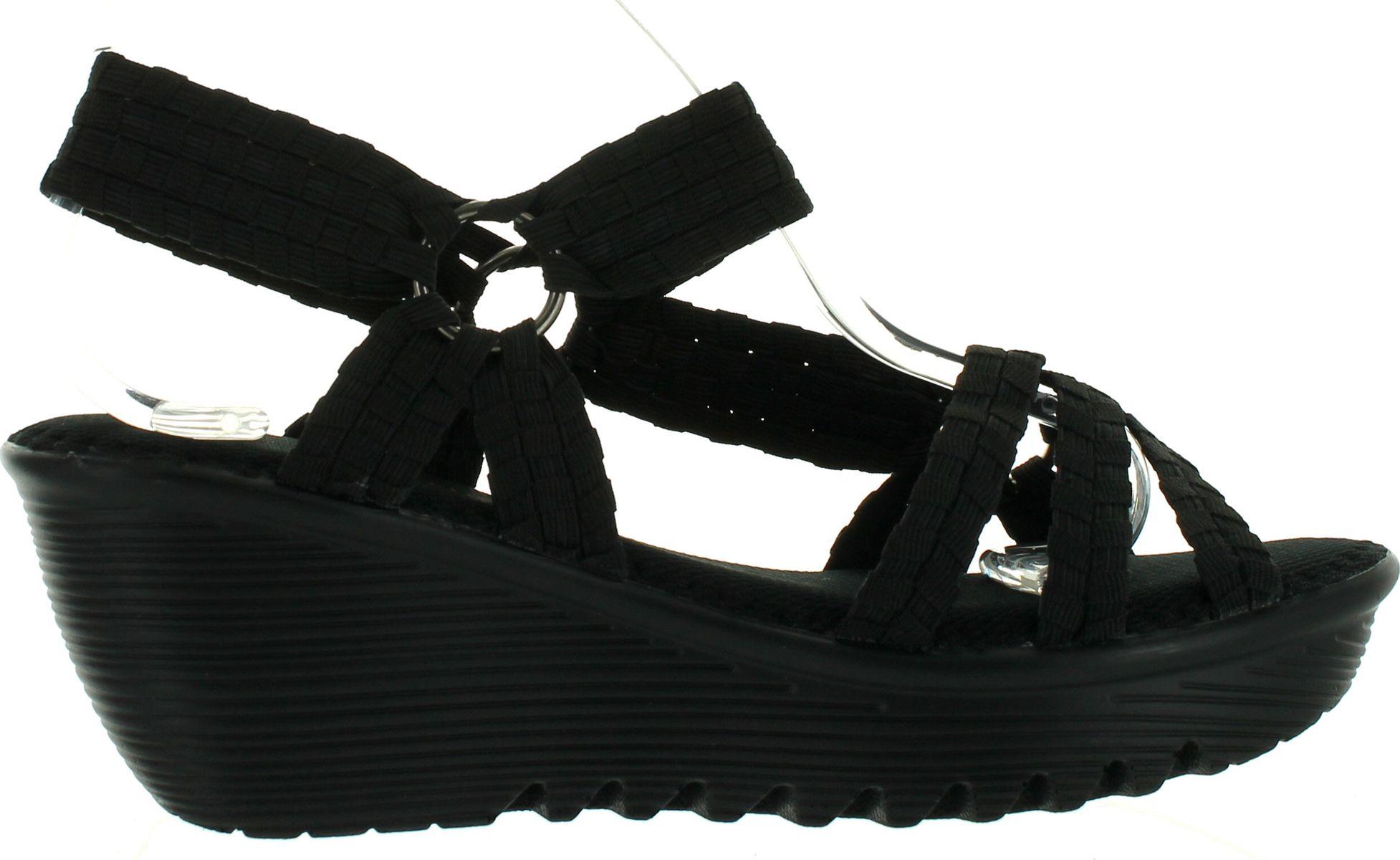 Bernie Mev Donna  Crystal Fashion Mesh Mesh Mesh Sandals c63352