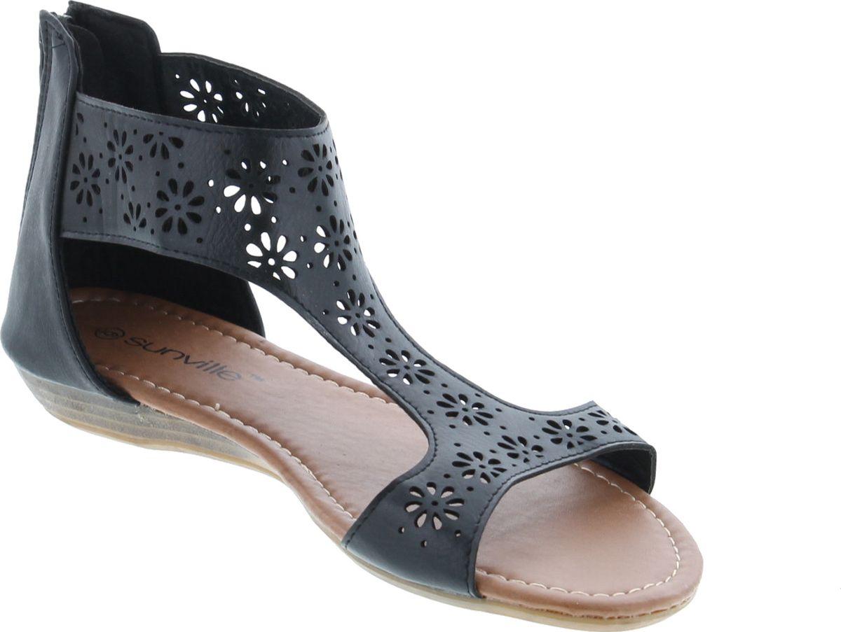 thumbnail 15 - Sunville Womens Ladies Fashion Sandals