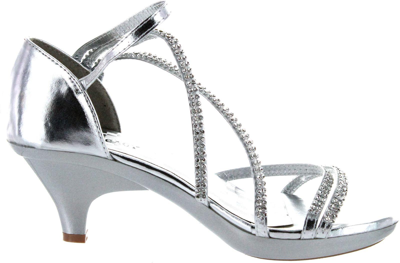 Delicacy Womens Angel-48 Party Dress Sandals Pumps